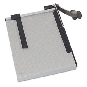 Dahle Guillotine Paper Trimmer cutter 15 Sheets 18 Cut Length dah18e