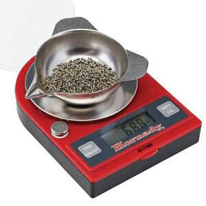 Hornady 050106 G2-1500 Digital Scale 1 Universal 500 Grains Red NEW