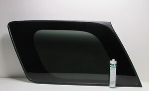 Fits 2000 2006 Gmc Yukon Chevy Tahoe Driver Side Left Rear Quarter Glass Window