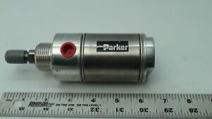 Parker Stainless Steel Air Cylinder Fd378922a New