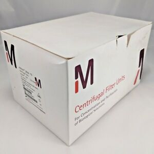 24 Emd Millipore Amicon Ultra 15 Ml Centrifugal Filters Ultracel 50k Ufc905024
