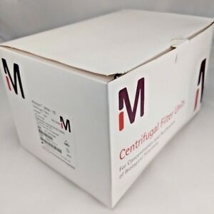 24 Emd Millipore Amicon Ultra 15 Ml Centrifugal Filters Ultracel 30k Ufc903024
