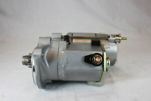 Ferrari Brand New 360 Starter Motor No Core Required Factory Oem P n 183392