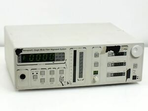 Newport Single Mode Fiber Alignment System Controller orion cm