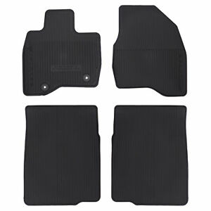 Oem New Front Rear All Weather Floor Mats 15 17 Ford Explorer Fb5z7813300ba