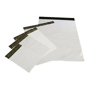 Pick Size Quality Quantity 1 5000 White Poly Mailers Shipping Bags Envelopes