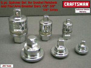 New Craftsman 11pc Sae Full Polish Stubby Combination Wrench Set