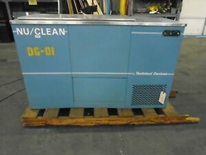 Technical Devices Co Parts Washer Nu clean I Vapor Degreaser 115v