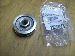 Wacker Wp1550aw Exciter Pulley Oem Part Fits Wp1540 Wp1550