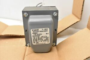 Stancor P 8622 Isolation Transformer 115v 50 60hz