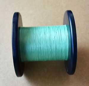 T0 28g 1000m Green 0 28mm Solder Micro Litz Teflon Stranded Wire Electronic New