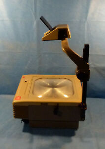 3m Series 9150 Overhead Projector W New Bulb transparency Rolls Attachment