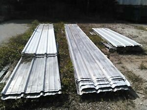 Galvanized Classic Rib Steel Roof Panels