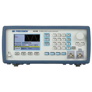 Bk Precision 4014b 12 Mhz Dds Sweep Function Generator