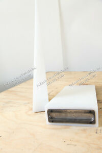 Drywall Wedge 1 8th To 2 7 8 Thick 7 Wide X 18 Long With Steel Back Plate