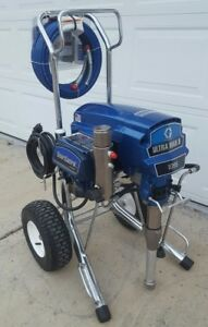 Graco Ultra Max Ii 1095 Electric Airless Paint Sprayer