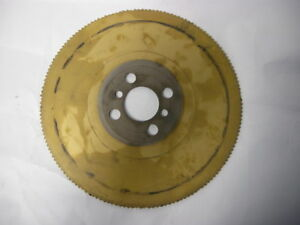 Used Remi Eisele Cold Cut Saw Blade 2 Approximately 9 X 0 105 Thick