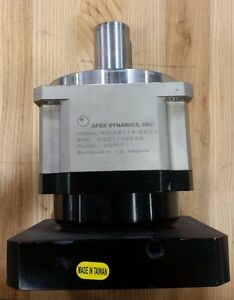 Apex Planetary Gearbox Ab115 007 s2 p2 mpl 115mm Shaft Bore 7 1 Ratio