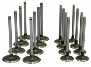 Willys Jeep Intake Exhaust Valves New 1947 65 L Head 8 Valves