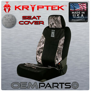 New Kryptek Patriot Warrior Seat Cover Raid Camo Universal Fit Low Back Bucket
