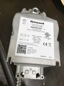 New other Honeywell Ms4104f1010 Fire smoke Motorized Damper Actuator 120v