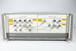 Keysight Used E5504b 26 Ghz Phase Noise Measurement Solution agilent hp