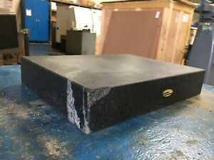 Granite Surface Plate 9 X 12 X 2 No Ledges For Leather Stamping