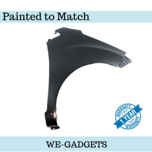 Fits Chevy Spark 13 15 Painted To Match Passenger Front Right Fender Gm1241378
