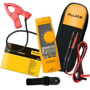 Fluke 365 True rms Ac Clamp Meter With Detachable 18mm Jawmrl