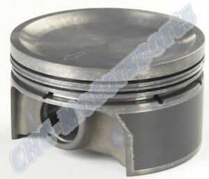 Ford Modular 285 Mahle Inverted Dome Pistons 3 543 X 5 930 X 3 581 Mod220581i16