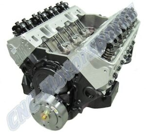 Sb Chevy 383 Long Block With Afr Heads 11 0 1 Dart Shp Block