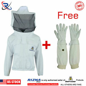 Veil Protecting Master Beekeeping Jacket Protective Round Veil Hood x large