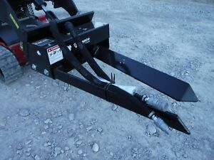 Toro Dingo Mini Skid Steer Attachment Bradco Nursery Jaws Tree Forks Ship 199