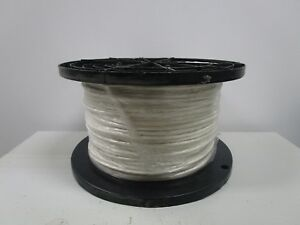 Generalcable 7132850 4 Pr 23 Awg White 1000 Feet Cat6a 6ap4p24 wh r gcc ap fh