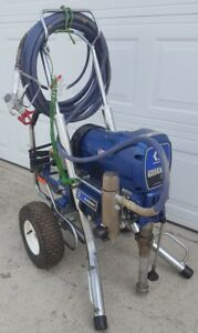 Graco Gmax Ii 5900 Convertible Electric Airless Paint Sprayer