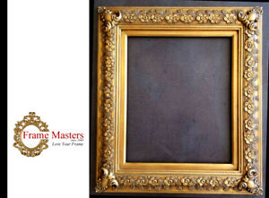 20 X 24 Hand Carved Picture Frame Eb504
