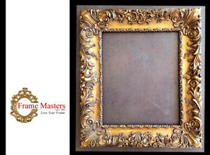 20 X 24 Hand Carved Picture Frame Eb505