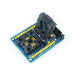Atmega16 Atmega32 M16 Adpii Avr Programming Adapter For Avr Mcus Tqfp44 Package
