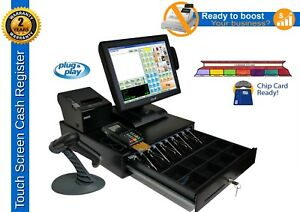 Corner Store Pos Retail All in one Station Complete New