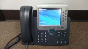 Cisco Ip Phone Cp 7975g Unified Voip