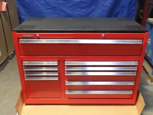 Kennedy Maintenance Pro Tool Box Roller Cabinet 10 Drawer 4400mpr