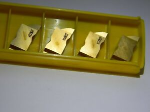 Kennametal Carbide Double Grooving Inserts Ng4125l Grade Ku30t Qty 4 2599549