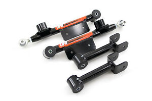 Umi Performance 1979 1998 Ford Mustang Upper Lower Rear Control Arms Kit