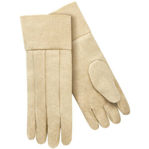 18 Vermiculite Fiberglass Forge Thermal Protective Gloves Wool Insulated