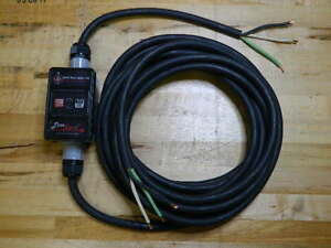 North Shore Safety Line Guard Portable Gfci 25 Ft Cord 30a 120v Pgfi 1319 msc
