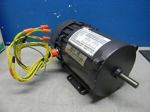 Us Motors Industrial Electric Ac dc Cap Start Hazardous Location Motor xs13ca2j