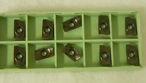 Walter Valenite 5537868 Adgt1204per d56 Wsm35 Carbide Milling Inserts Box Of 10