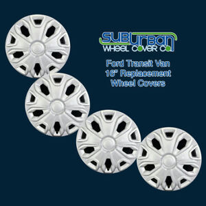 15 19 Ford Transit 150 250 350 Xlt Van 512 16s 16 Hubcaps Wheel Covers Set 4