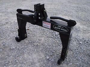 Speeco Category 1 Quick Hitch For 3 Point Hitch Tractor Attachment Ship 99