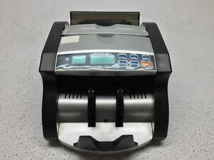 Royal Sovereign Rbc 1100 Bill Counter W Uv Counterfeit Detector good Condition
